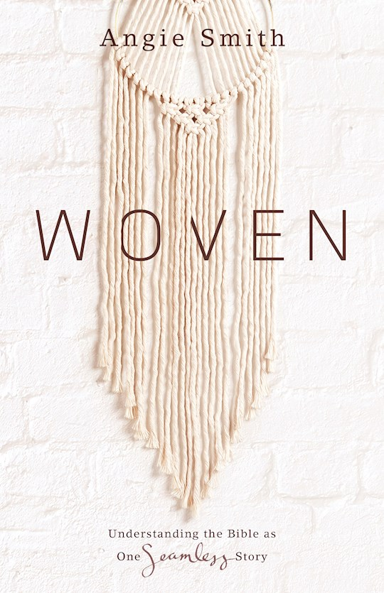 Woven (Mar 2021) by Angie Smith   SHOPtheWORD