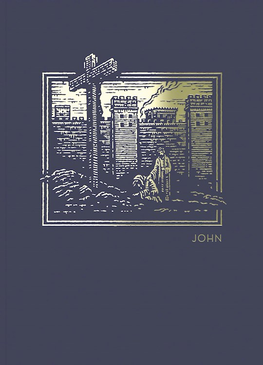 NET Abide Bible Journal: John (Comfort Print)-Softcover | SHOPtheWORD