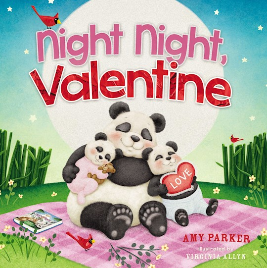 Night Night, Valentine by Amy Parker   SHOPtheWORD