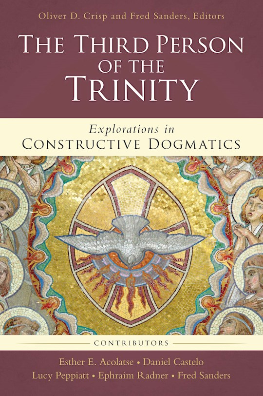 The Third Person Of The Trinity by Various | SHOPtheWORD