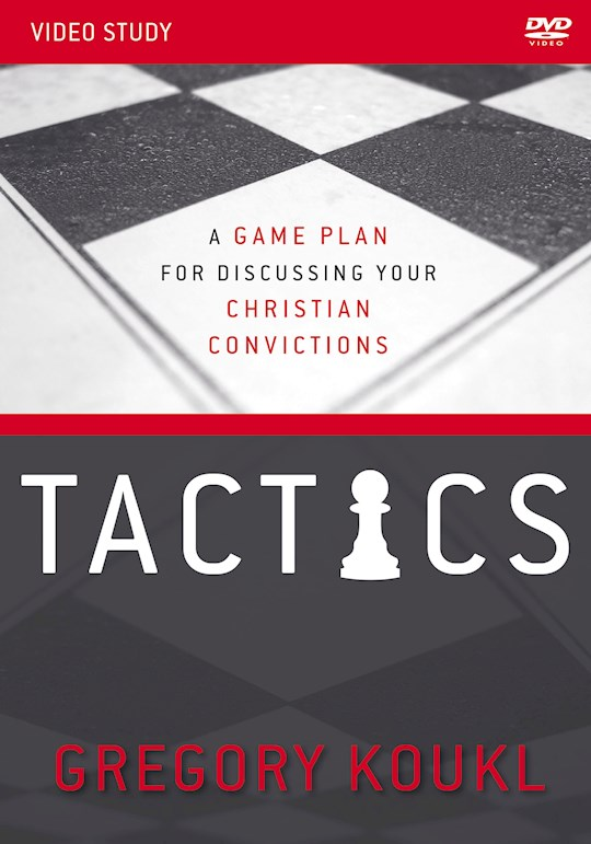 DVD-Tactics Video Study (Updated)   SHOPtheWORD