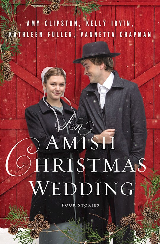 An Amish Christmas Wedding (4-In-1) by Various | SHOPtheWORD