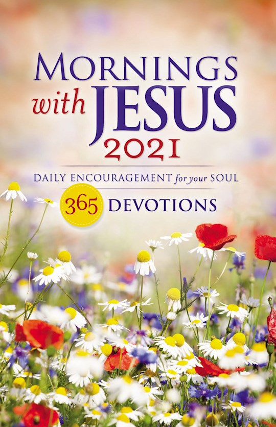 Mornings With Jesus 2021 by Guideposts   SHOPtheWORD