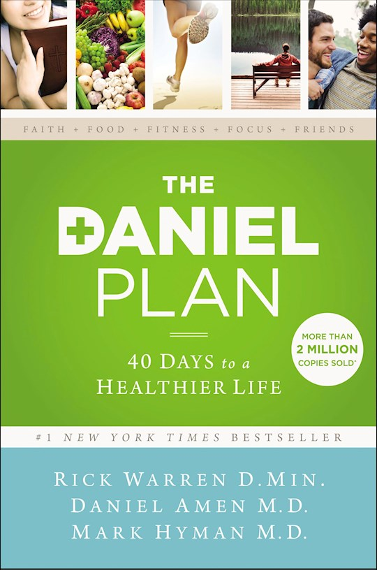 The Daniel Plan-Softcover by Rick Warren | SHOPtheWORD
