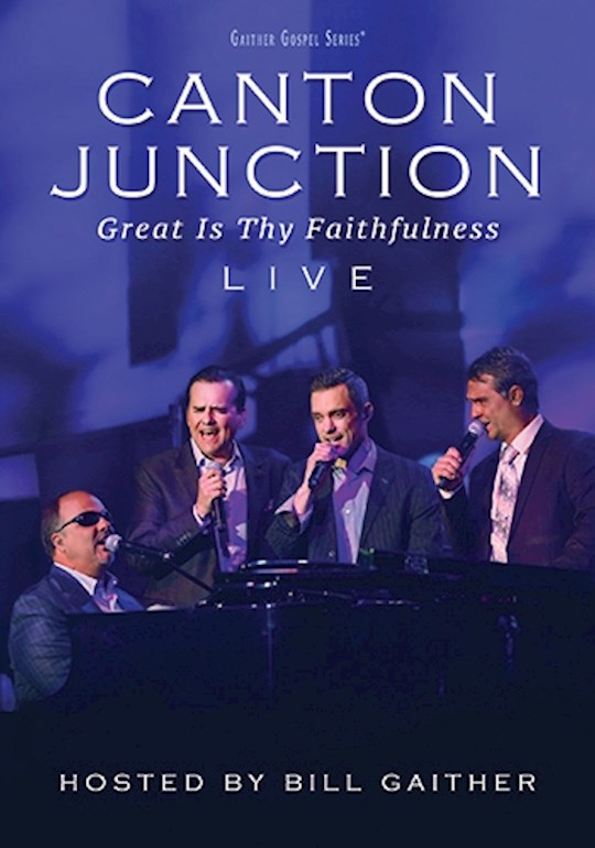DVD-Great Is Thy Faithfulness (Live At Cornerstone Church Praise Center, San Antonio TX) | SHOPtheWORD