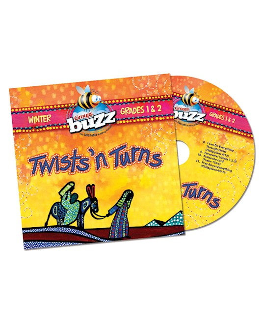 Buzz Winter 2020-2021: Grades 1 & 2 Twists 'N Turns CD | SHOPtheWORD