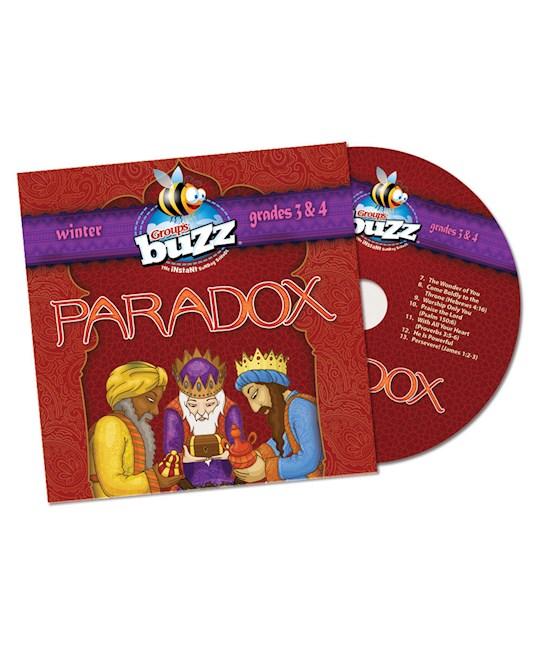 Buzz Winter 2020-2021: Grades 3 & 4 Paradox CD | SHOPtheWORD