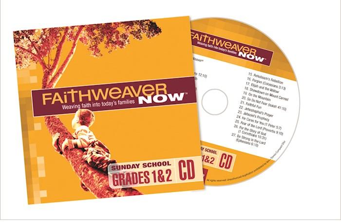 FaithWeaver Now Winter 2020-2021: Grades 1 & 2 CD | SHOPtheWORD