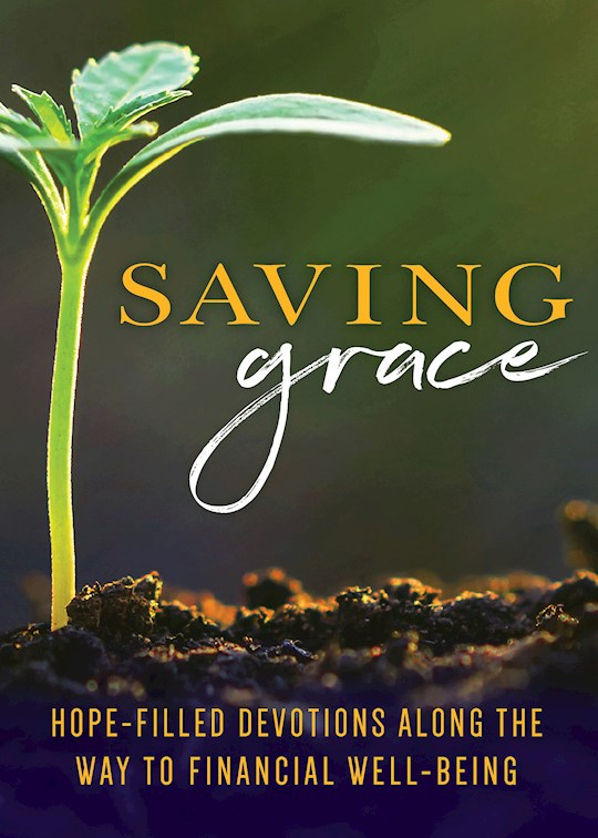 Saving Grace Devotional by Press Abingdon | SHOPtheWORD