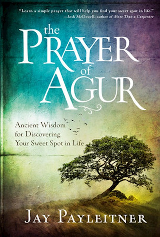 The Prayer Of Agur by Jay Payleitner | SHOPtheWORD