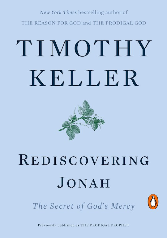 Rediscovering Jonah by Timothy Keller | SHOPtheWORD
