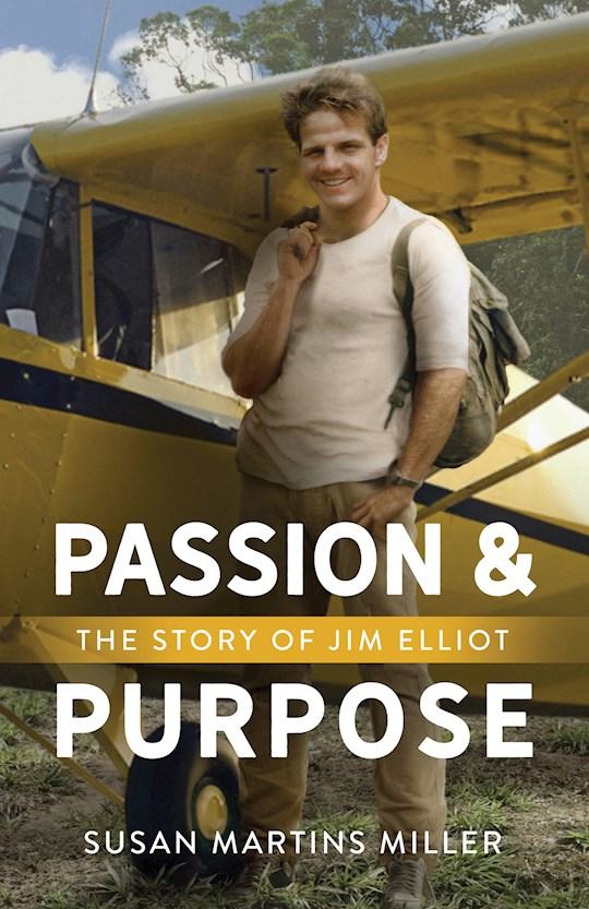 Men Of Valor: Jim Elliot (Dec) by Susan Miller | SHOPtheWORD