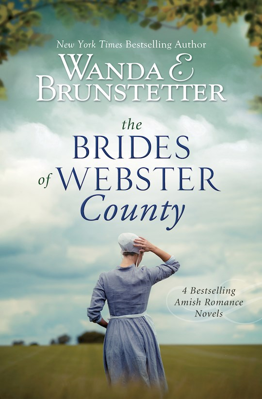 The Brides Of Webster County (4-In-1) by Wanda Brunstetter | SHOPtheWORD