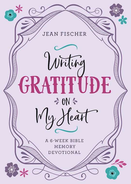 Writing Gratitude On My Heart (Dec) by Jean Fischer | SHOPtheWORD