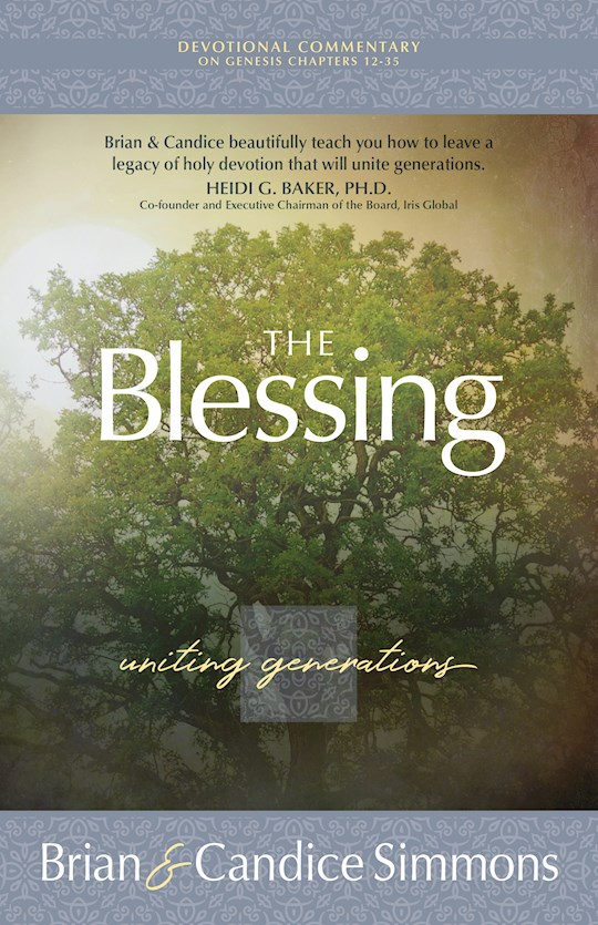 The Blessing (Nov) by Brian  Candice Simmons | SHOPtheWORD
