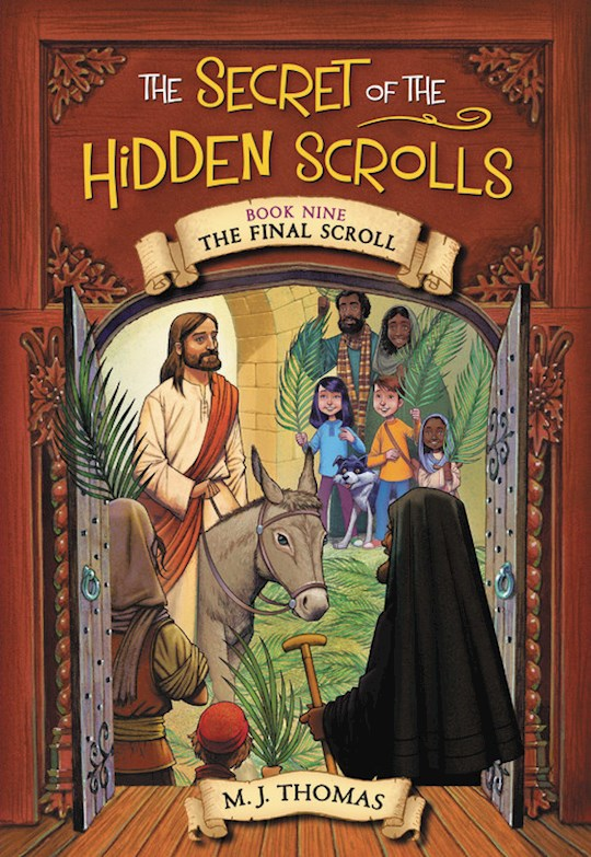 The Secret Of The Hidden Scrolls #9 by M J Thomas | SHOPtheWORD