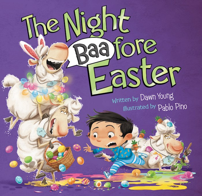 The Night Baafore Easter (Jan 2021) by Dawn Young | SHOPtheWORD
