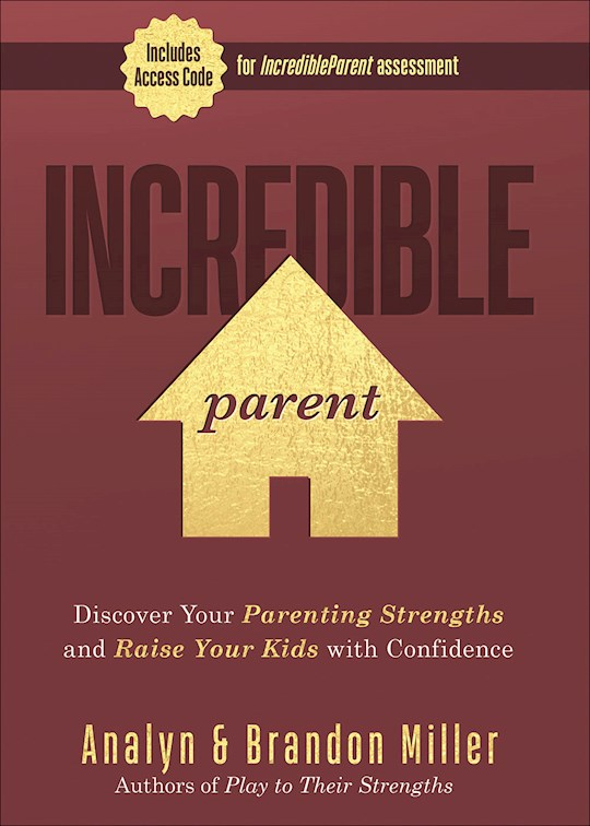 Incredible Parent by Analyn Miller | SHOPtheWORD
