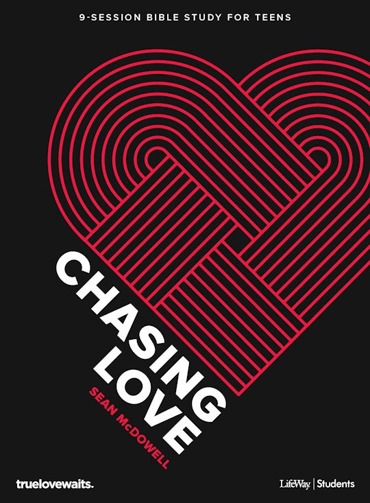 Chasing Love Bible Study Book by Sean McDowell | SHOPtheWORD