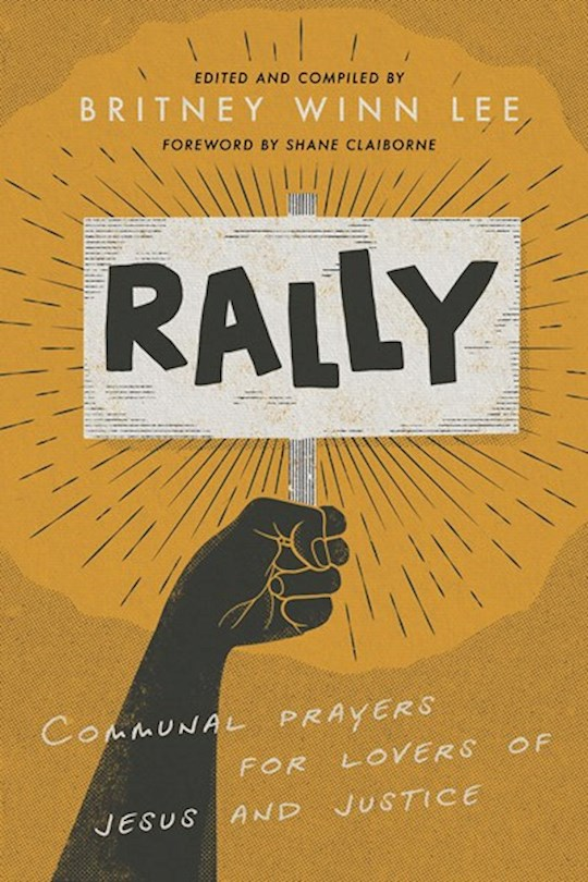Rally (Aug) by Lee Britney Winn | SHOPtheWORD