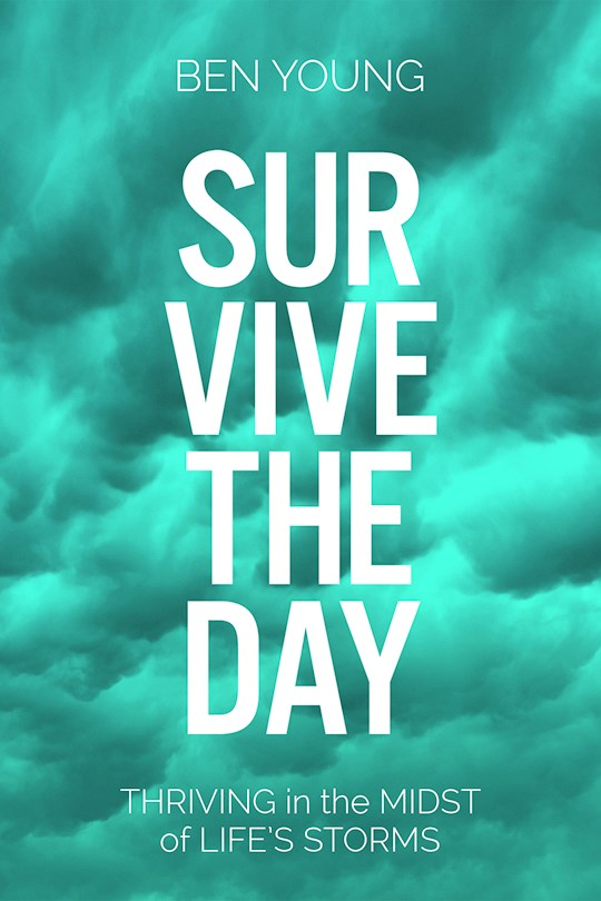 Survive The Day by Ben Young | SHOPtheWORD