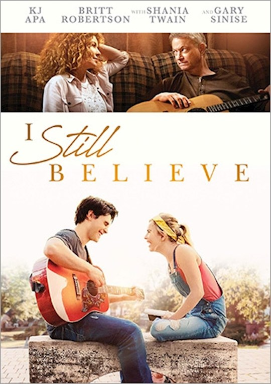 DVD-I Still Believe | SHOPtheWORD