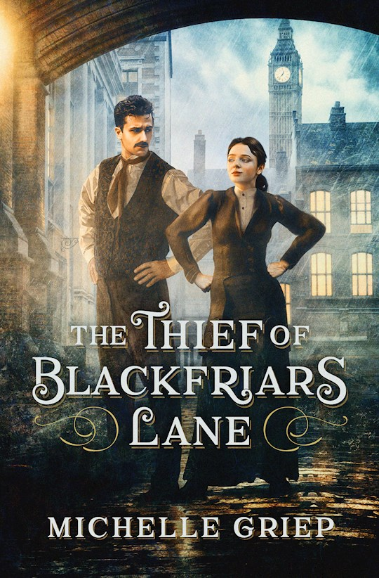 The Thief Of Blackfriars Lane by Michelle Griep | SHOPtheWORD