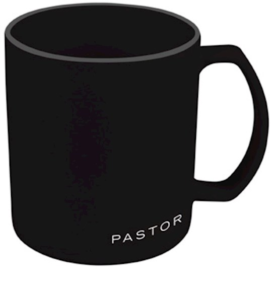 Ceramic Mug-Simply Yours-Black-Pastor | SHOPtheWORD