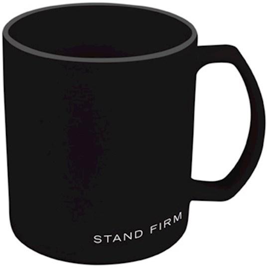 Ceramic Mug-Simply Yours-Black-Stand Firm | SHOPtheWORD