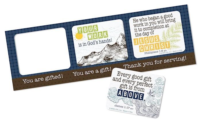 Magnet Set-Celebrating Your Faith & Service (KJV) (4 Pcs) | SHOPtheWORD