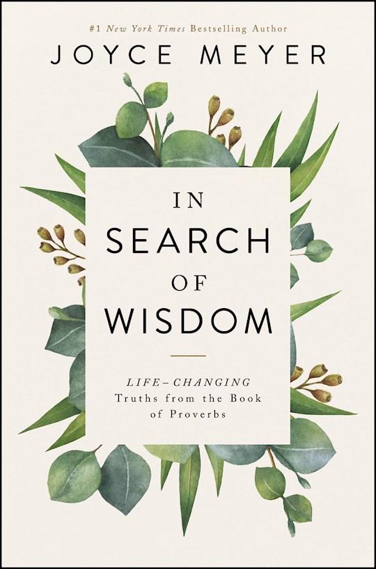 In Search of Wisdom (Jan 2021) by Joyce Meyer | SHOPtheWORD