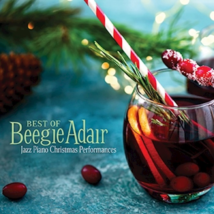 Audio CD-Best Of Beegie Adair: Jazz Piano Christmas Performances | SHOPtheWORD