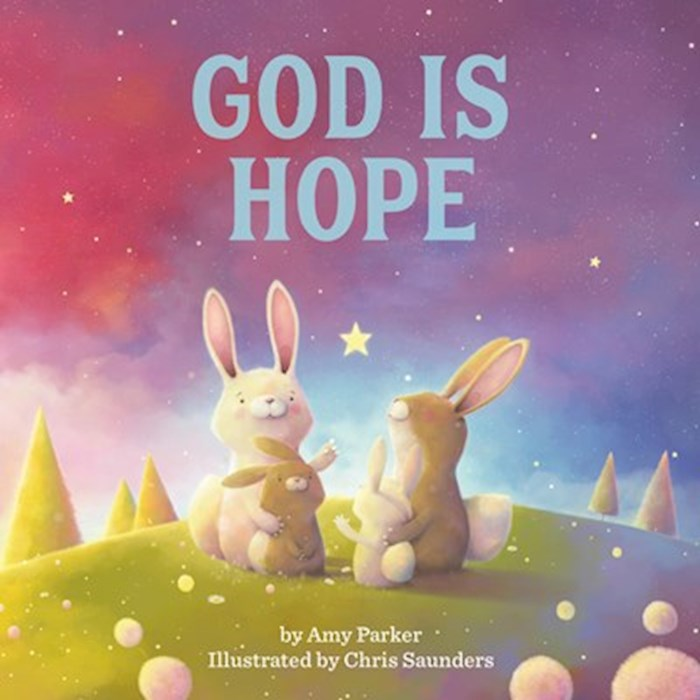 God Is Hope (Dec) by Amy Parker | SHOPtheWORD