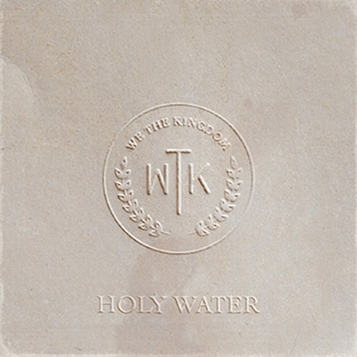 Audio CD-Holy Water | SHOPtheWORD
