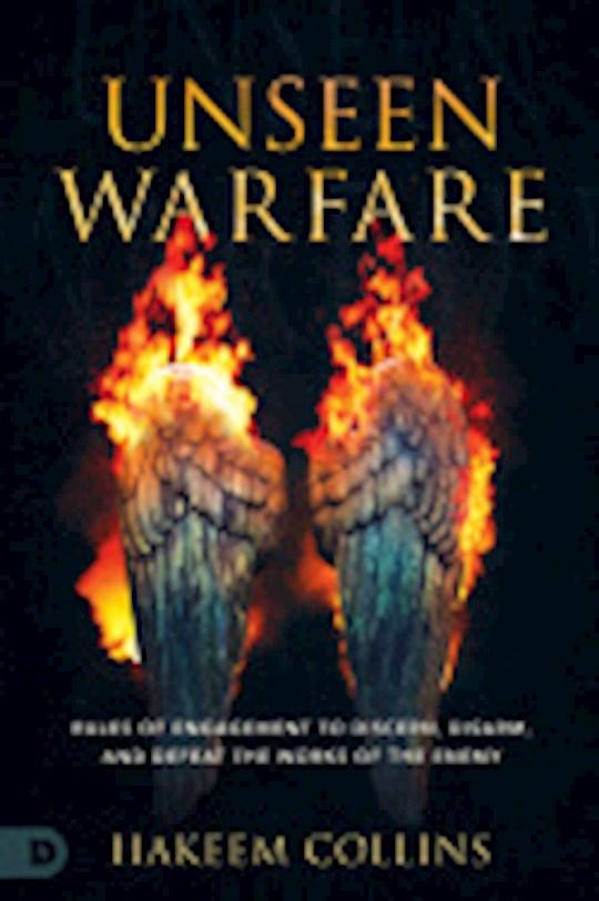 Unseen Warfare by Hakeem Collins   SHOPtheWORD