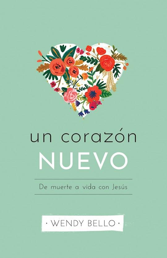 Span-A New Heart (Un Nuevo Corazon) by Wendy Bello | SHOPtheWORD