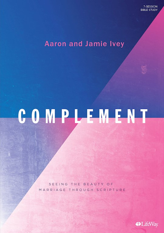Complement Bible Study Book by Aaron  Jamie Ivey | SHOPtheWORD