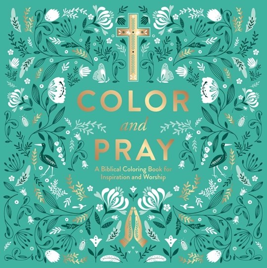 Color And Pray by Various   SHOPtheWORD