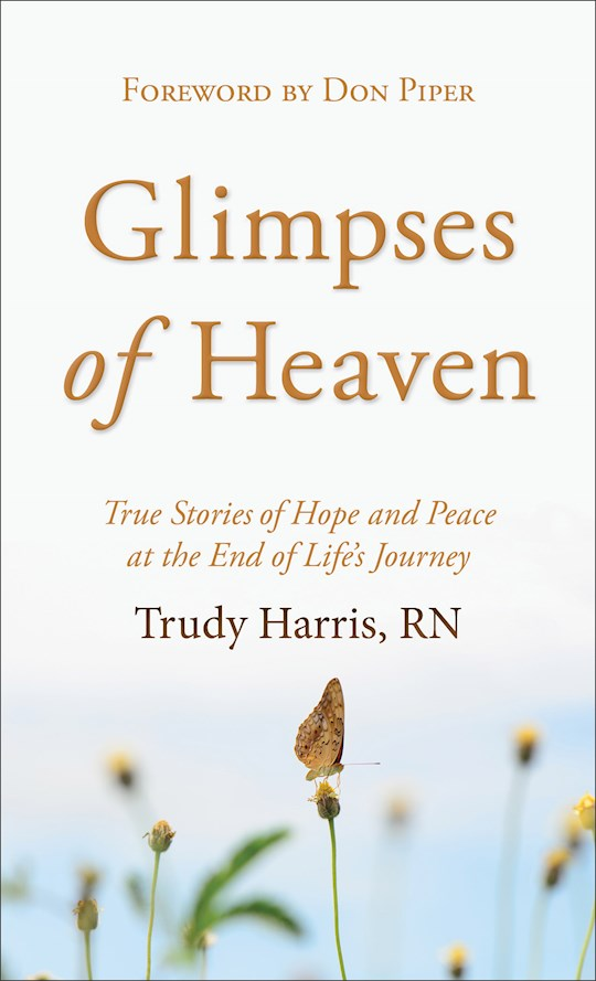 Glimpses Of Heaven-Mass Market by Trudy Harris | SHOPtheWORD