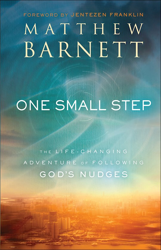 One Small Step-Softcover (Apr 2021) by Matthew Barnett | SHOPtheWORD