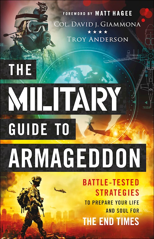 The Military Guide To Armageddon by David J Giammona | SHOPtheWORD