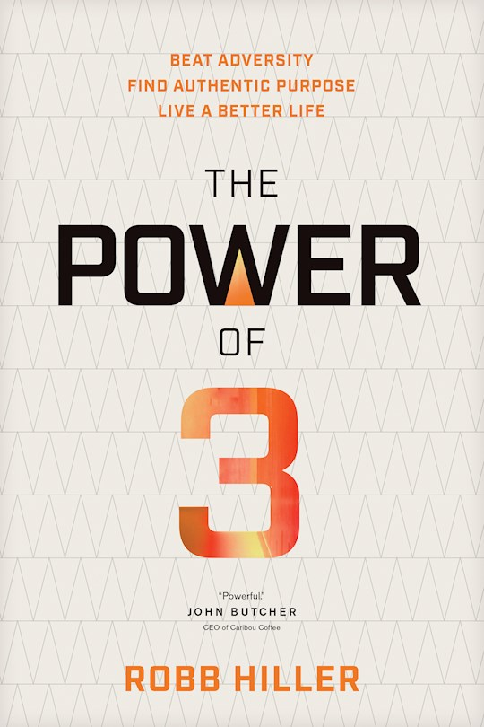 The Power Of 3 by Robb Hiller | SHOPtheWORD