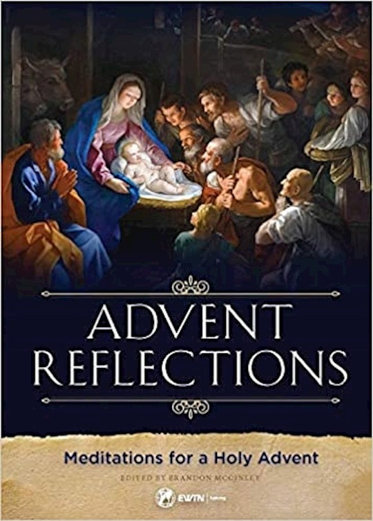 Advent Reflections by Brandon Mcginley | SHOPtheWORD