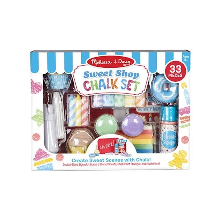 Chalk Set-Sweet Shop (33 Pieces) | SHOPtheWORD