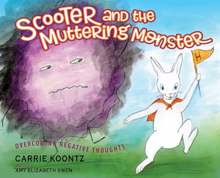 Scooter and the Muttering Monster by Carrie Koontz | SHOPtheWORD