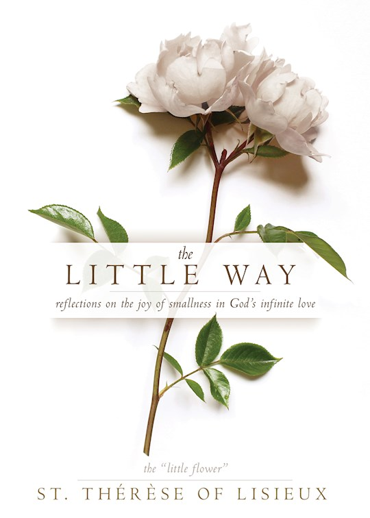 Little Way by St Therese Lisieux | SHOPtheWORD