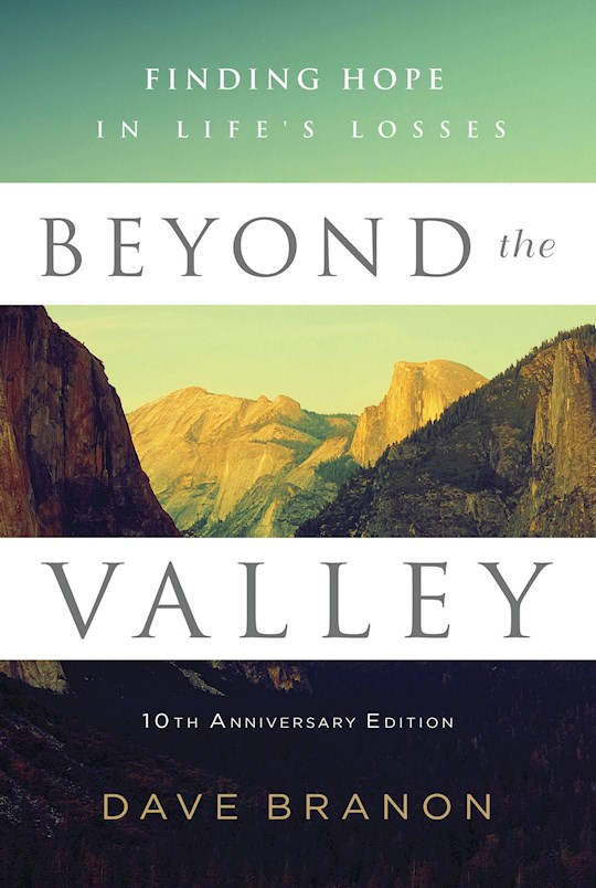 Beyond The Valley (10th Anniversary Edition) by David Branon | SHOPtheWORD