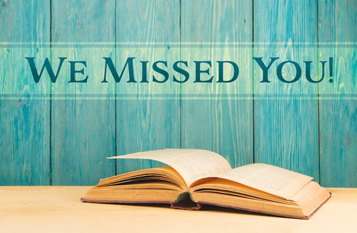 Postcard-We Missed You! (Psalm 133:1) (Pack Of 25)   SHOPtheWORD