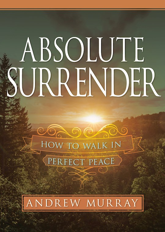 Absolute Surrender by Andrew Murray | SHOPtheWORD