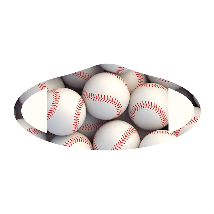 Face Mask-Baseball (One Size/Snug Fit) | SHOPtheWORD